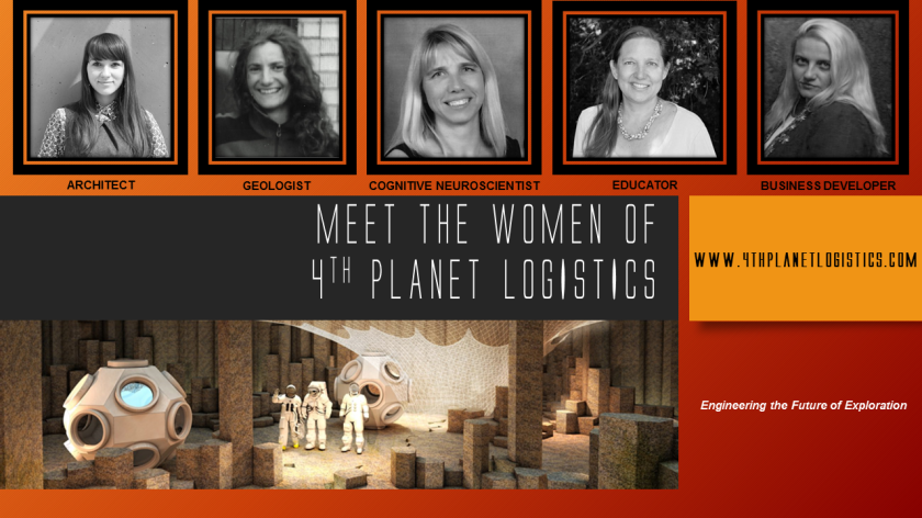 Meet The Women of 4th Planet Logistics 2017